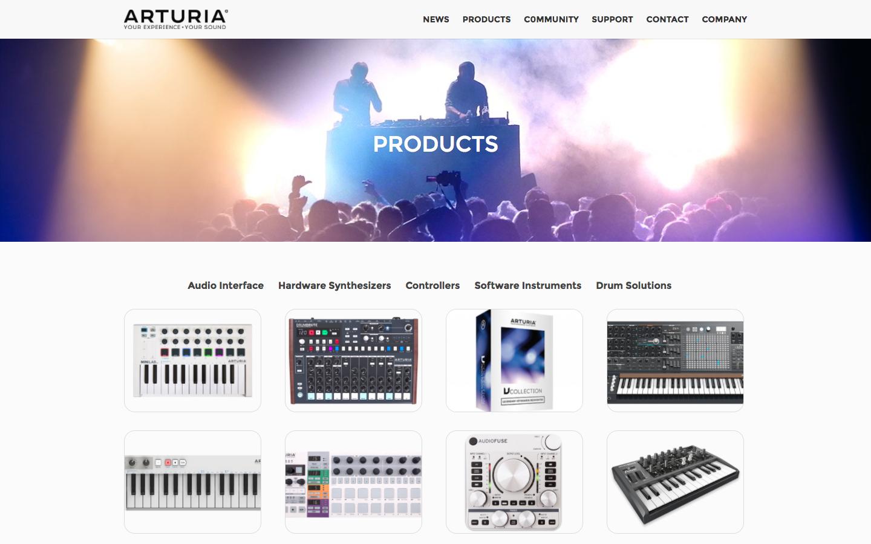 Artuliaのイメージ
